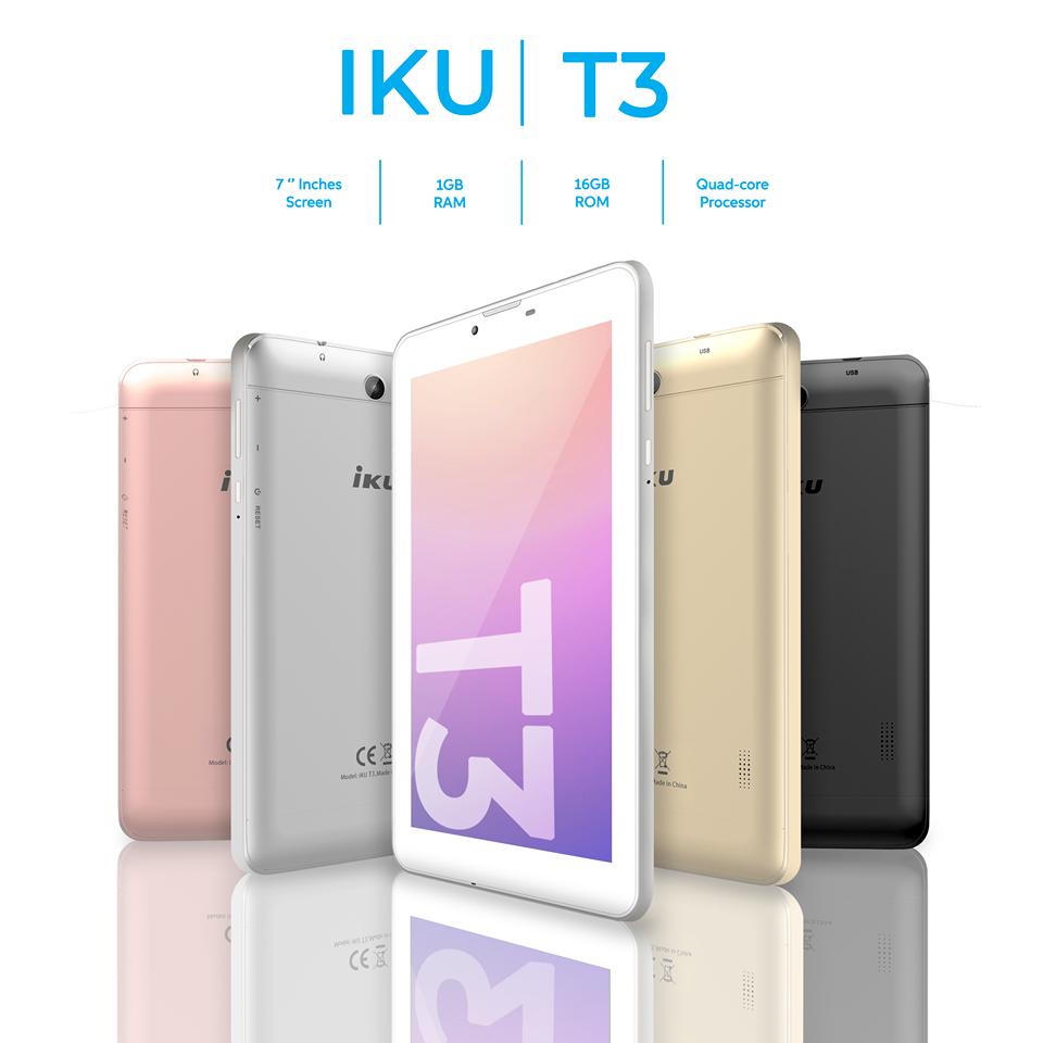 IKU|T3