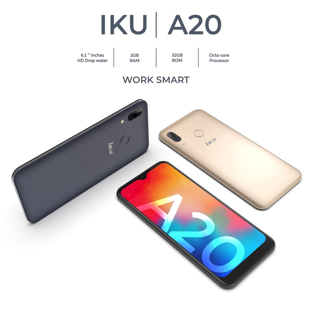 IKU|A20