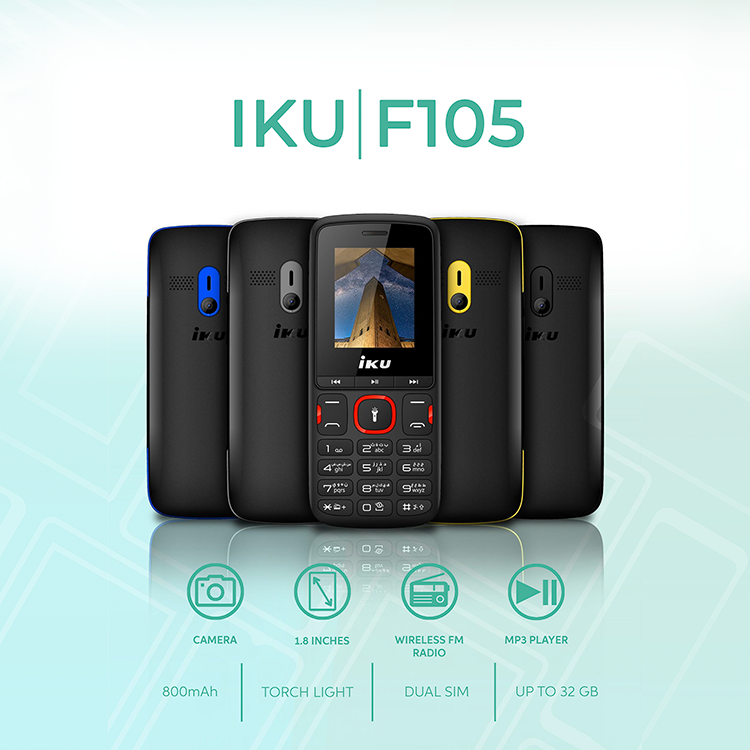 IKU|F105