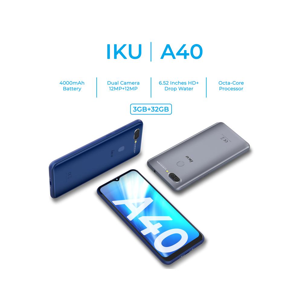 IKU|A40 3GB+32GB