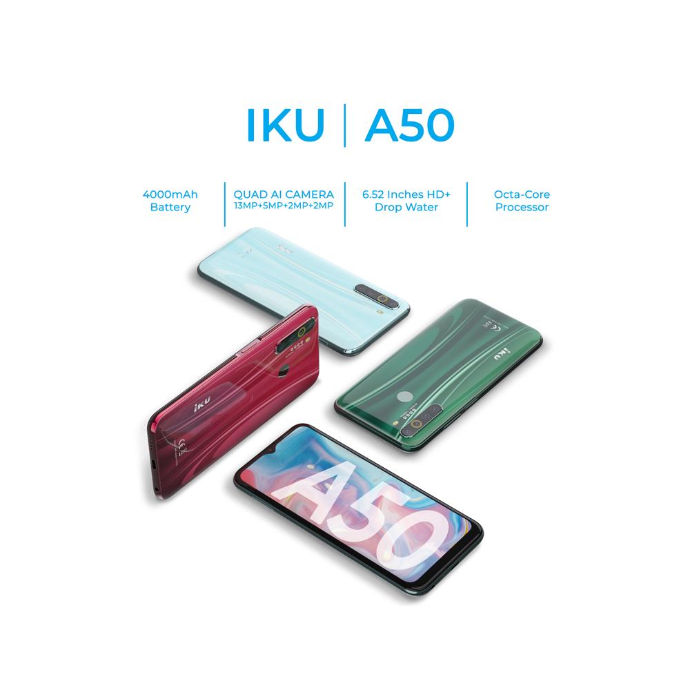 IKU|A50